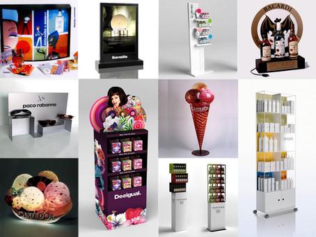 PLV: La mejor opción para la presentación de productos.