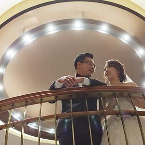 智凱&韋融 世貿三三婚宴會館 台北