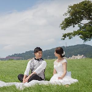 維揚&晨燁 婚紗照