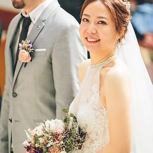 一民&甄翎 湖光教會 雅悅會館 台北