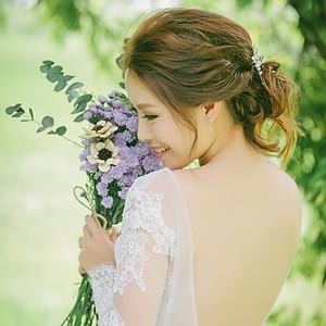 舒涵 婚紗照