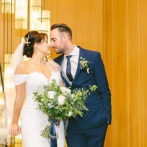 Julie & Craig 麗禧溫泉酒店 宴會廳 北投