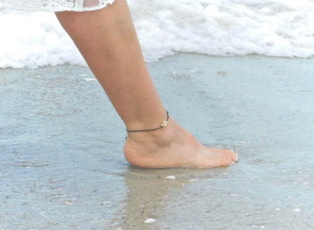 Wearing Jewelry to the Beach