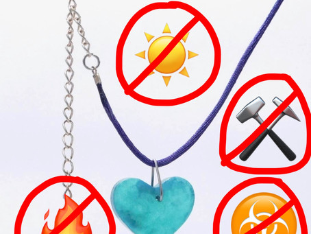 """4 Things to """"Avoid"""" with Resin Jewelry"""