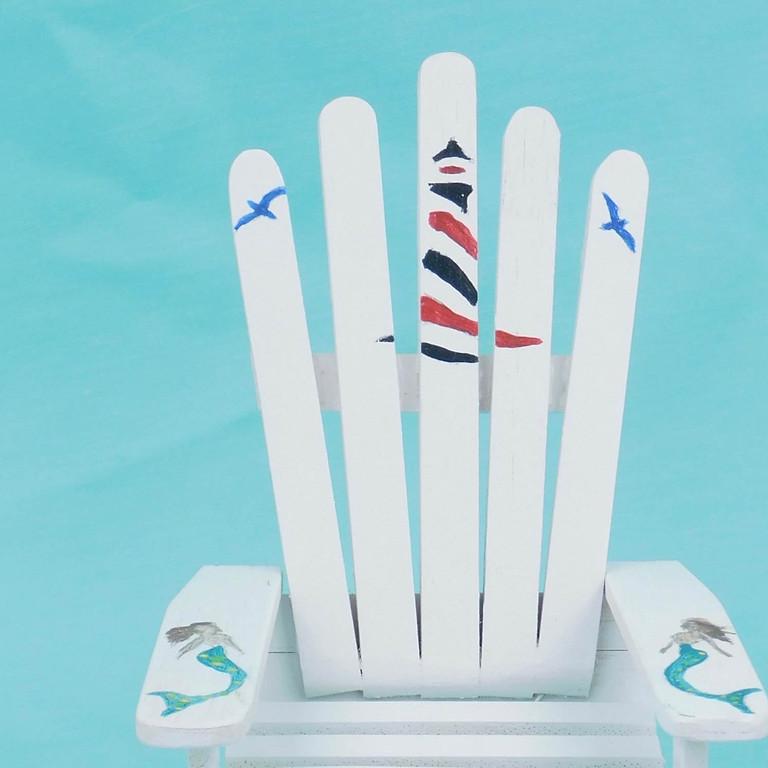 DIY with Seaside - Adirondack Chair