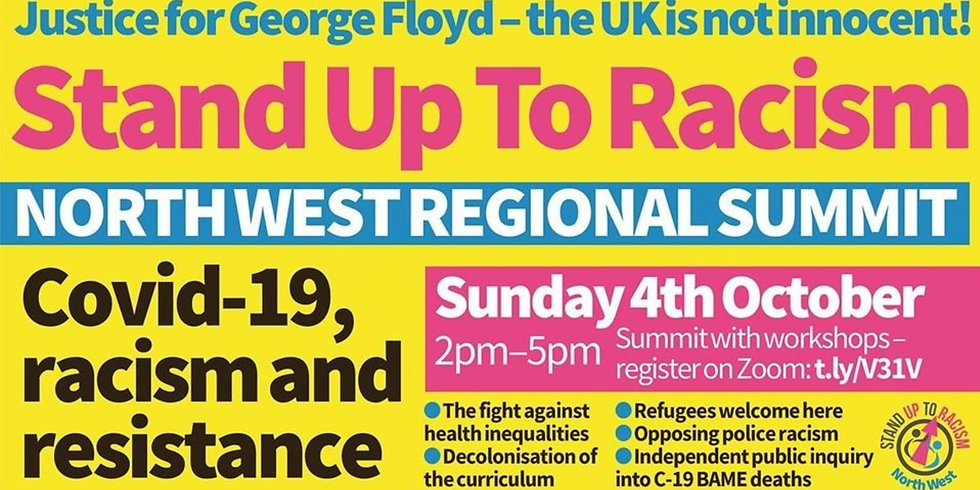 Stand Up to Racism Summit