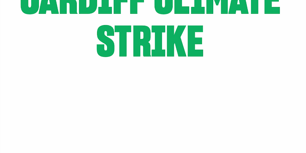 Cardiff Climate Strike