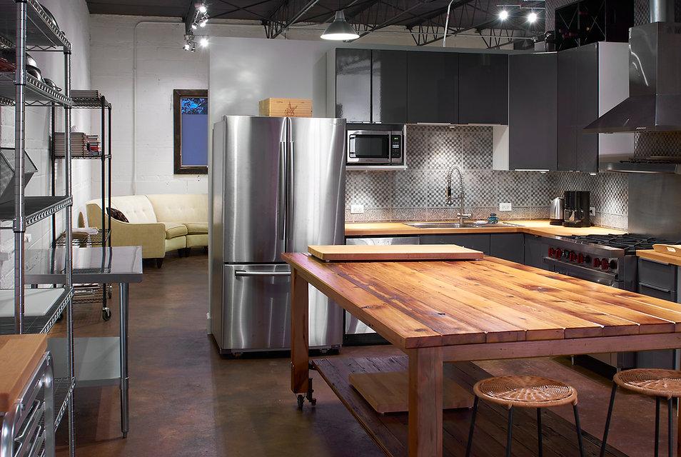 Throop Studio Kitchen