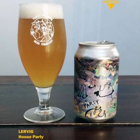 Your Untappd Review - Lervig, House Party