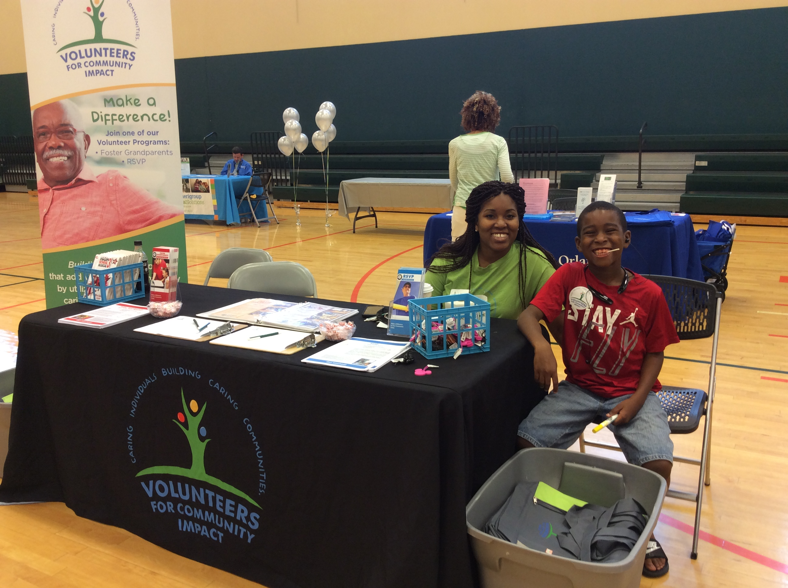 Volunteers for Community Impact