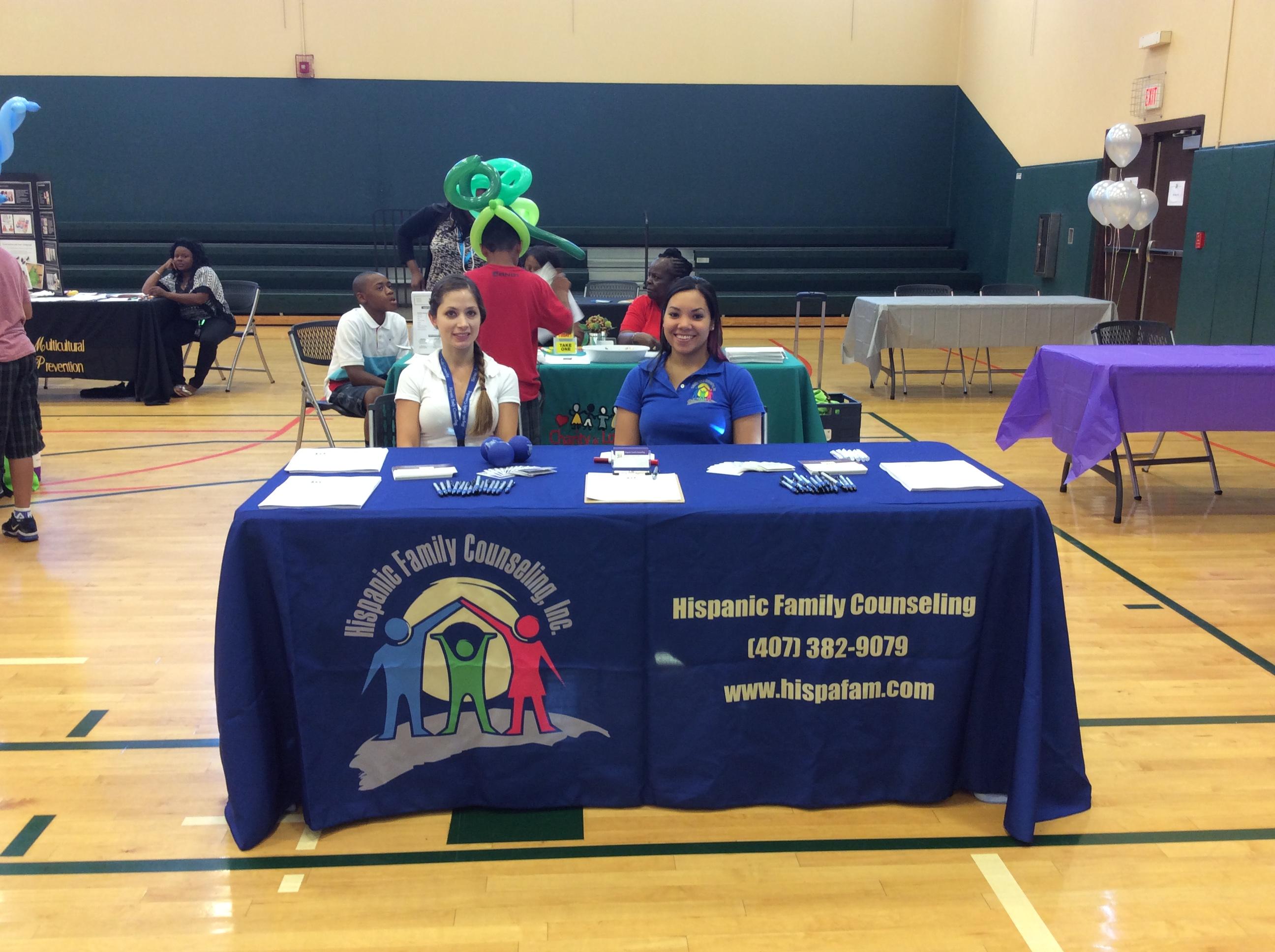 Hispanic Family Counseling