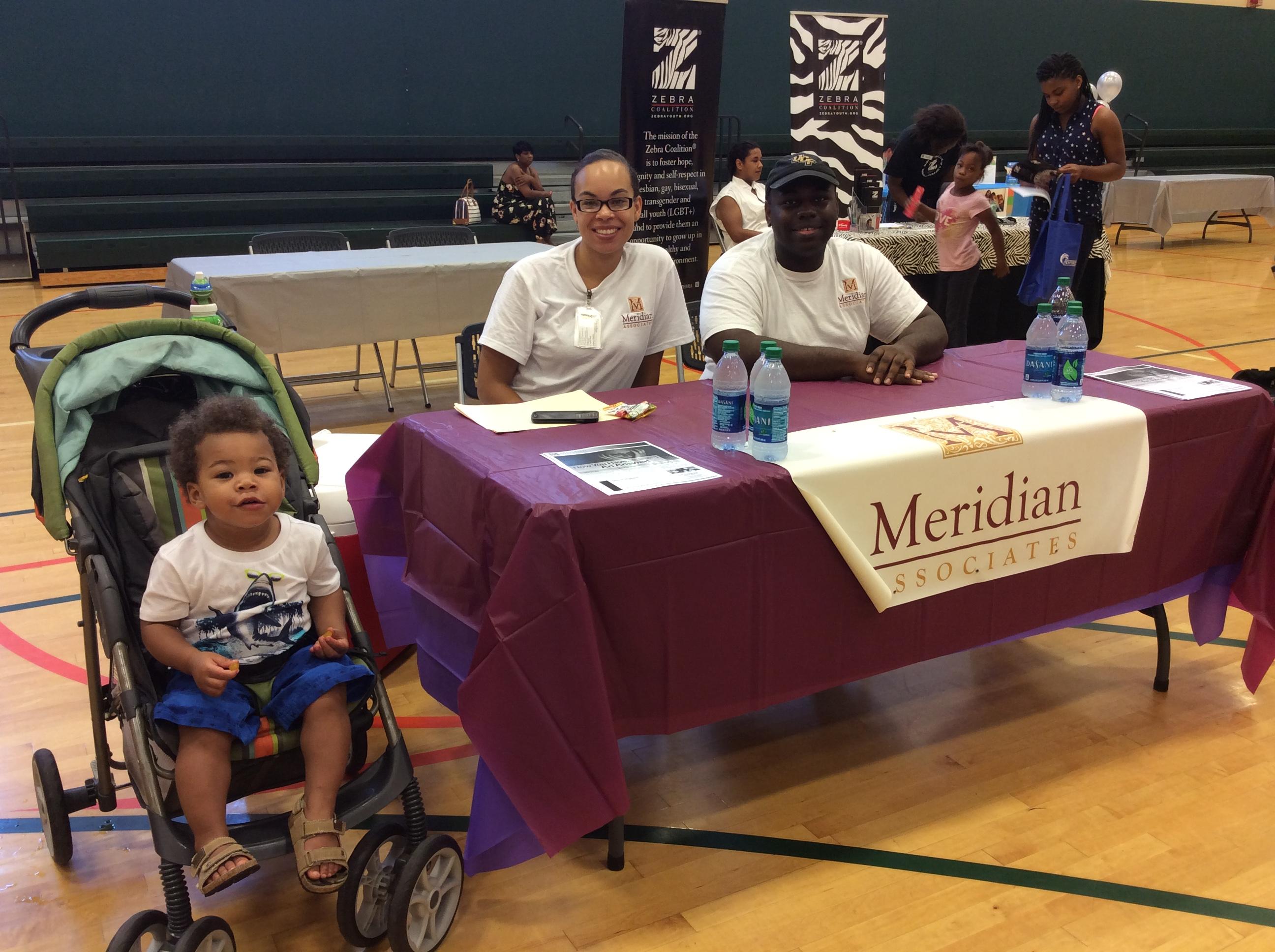 Meridian Associates