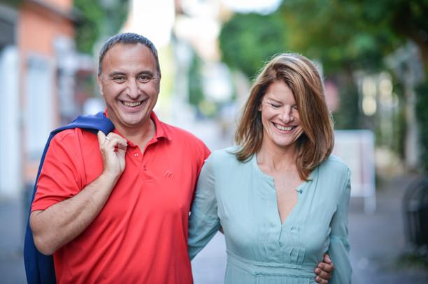 Sandra & Robert Hornsteiner