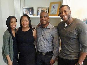 Meet the Allen Family