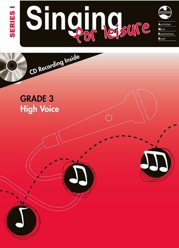 Singing for Leisure Series 1 (High) Third Grade