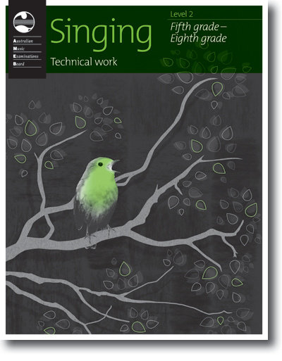 Singing Technical Workbook Level 2 2010