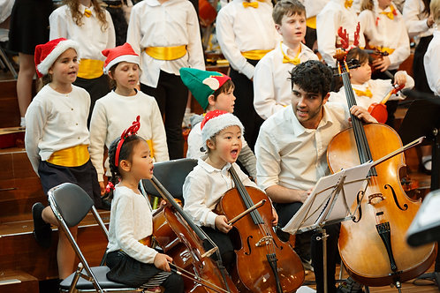 ORCHESTRA TERM -Due to Covid restrictions, not available until further notice