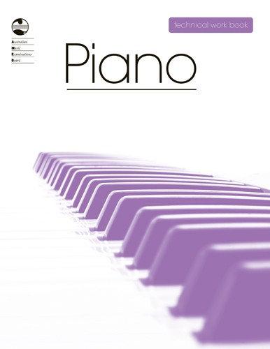 Piano Technical Workbook 2008