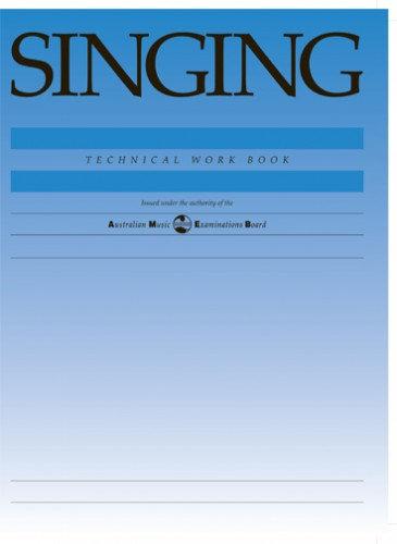 Singing Technical Workbook 1998