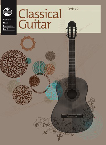 Classical Guitar Series 2: First Grade
