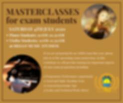 exam masterclass