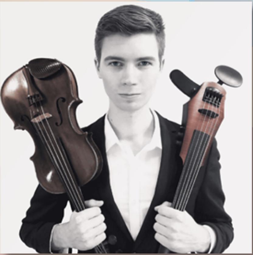 Jackson Fumberger - Violin/Theory