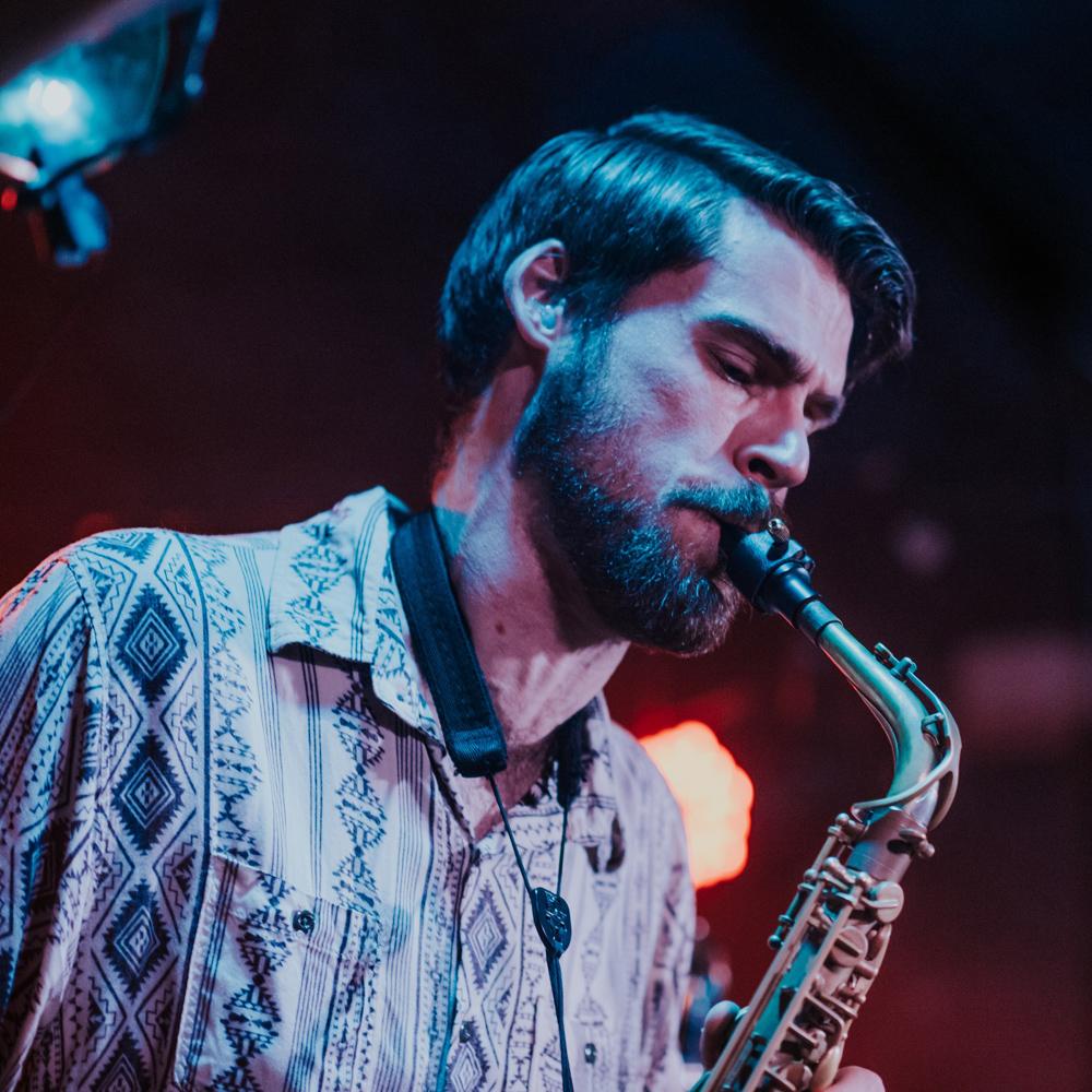 Khayl Picard - Clarinet, Saxophone, Theory
