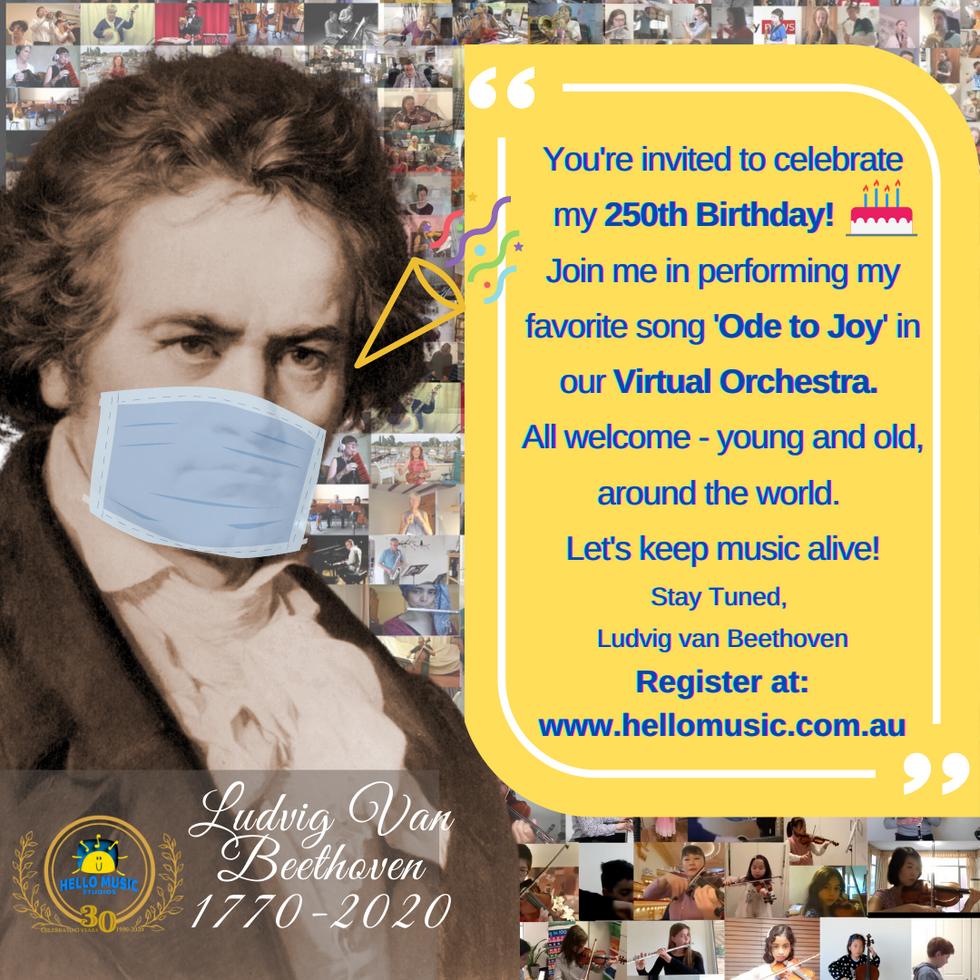 Beethoven Virtual Orchestra