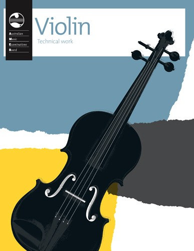 Violin Technical Workbook 2011
