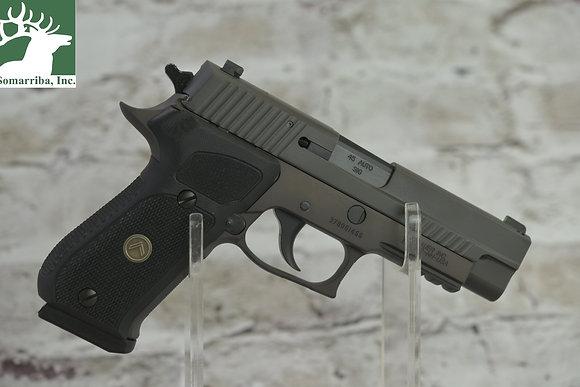 SIG SAUER PISTOL  P220 LEGION .45 ACP DA/SA GRAY PVD FINISH G10 LE