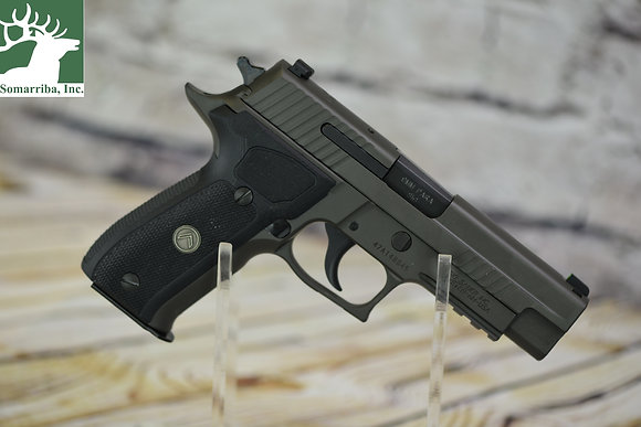 "SIG SAUER PISTOL P226 LEGION DA/SA 9MM 4.4"" 15+1 BLK G10 GRIPS,  G"