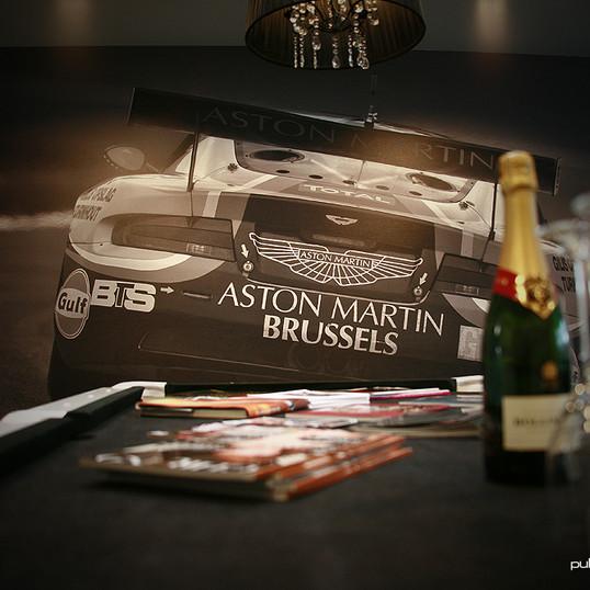Aston Martin Brussels   Airtex