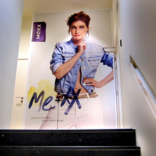 Mexx Antwerpen   Airtex