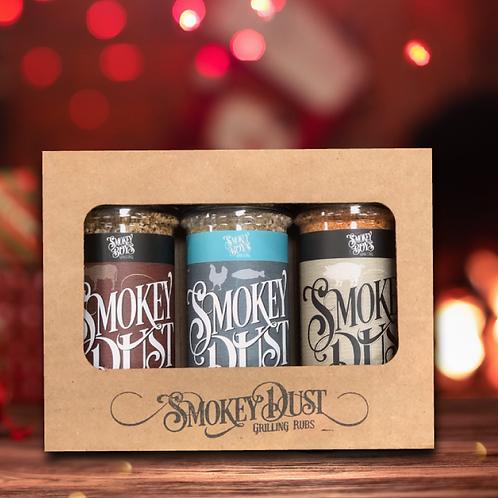 The Smokey Dust Three Pack