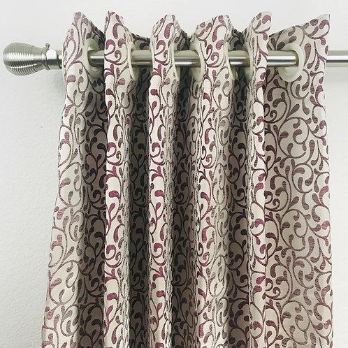 Designer Curtain 2072158 & 2096159