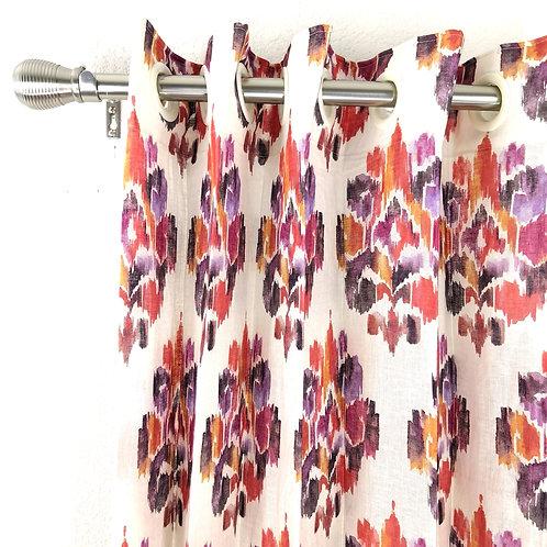 Linen Curtain 2072138 & 2096139