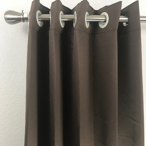 Solid blackout Curtain 2072170 & 2096171