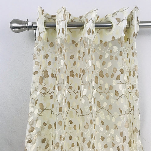 Sheer Embroidery Curtain 2072148 & 2096149