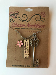 Wildflower Example Necklace