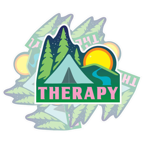 Therapy tent