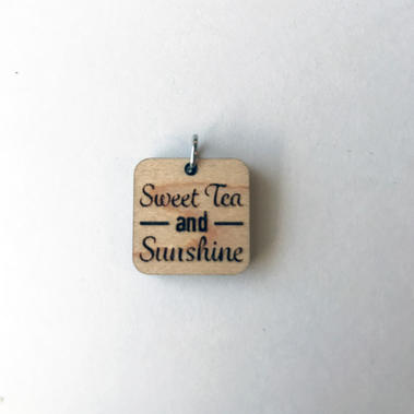 Tea & Sunshine - Square