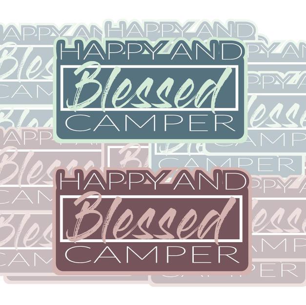 Blessed Camper