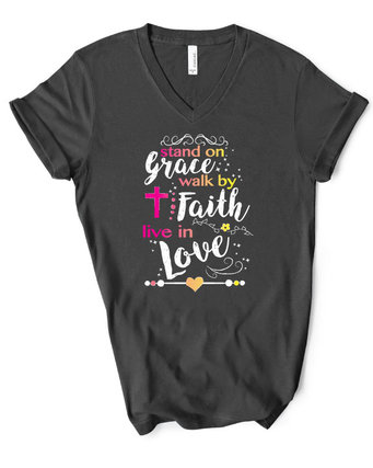Stand on Grace