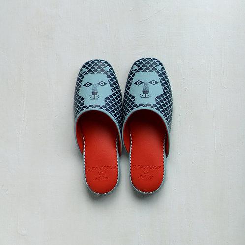 ふたごのライオン WATER BLUE/RED