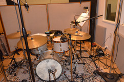 Johnathan's Drum booth