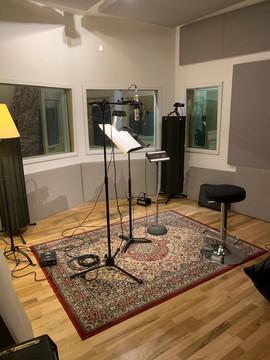 Michiru's Vocal booth