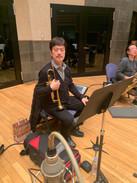 鈴木正則 on Trumpet