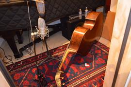 Kiyoshi's Bass booth