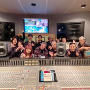 Jan.2020 at Recording Studio