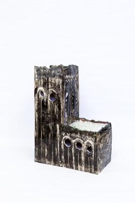 Walter Yu | No.2 ceramic, 10 cm tall, 2014